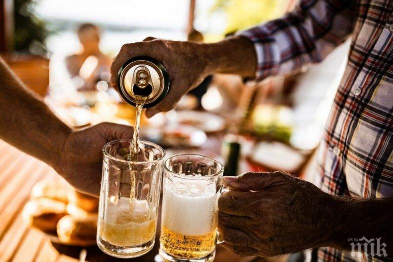Как да отваряте правилно кенчето с бира