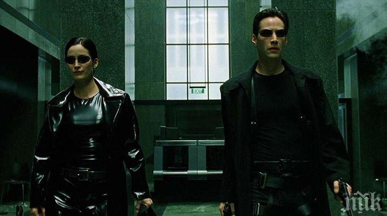 """Чакането свърши: Ето кога ще бъде премиерата на четвъртата част на """"Матрицата"""""""