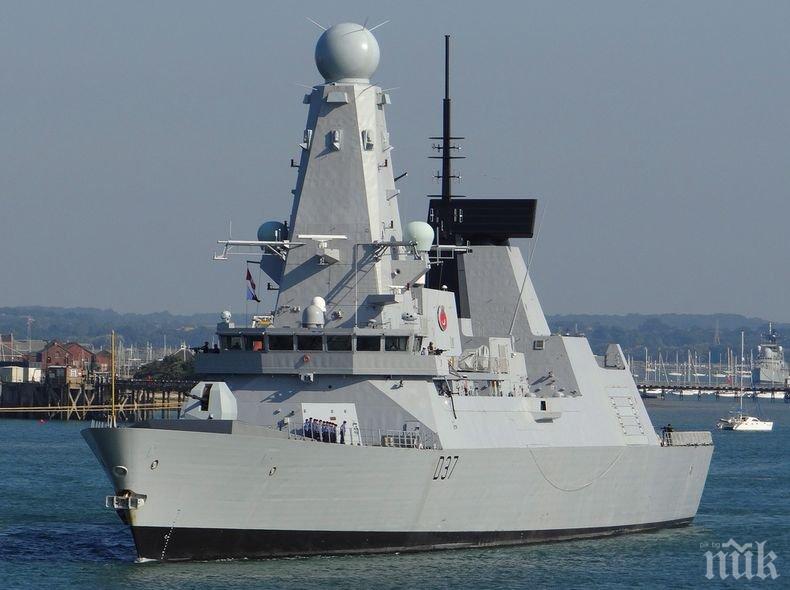 Франция, Италия и Кипър с голямо военноморско учение в Средиземно море