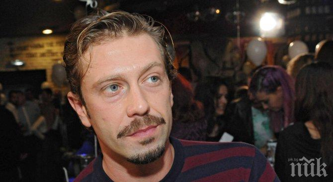 Калин Врачански става пияница