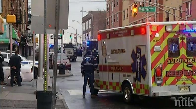Стрелба в Ню Джърси, шестима души и полицай са убити (ВИДЕО)