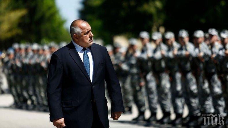 ПЪРВО В ПИК: Премиерът Борисов изпълни ключово обещание - ето какво