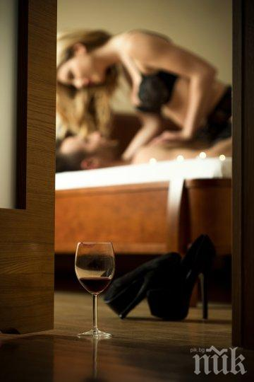 Секс и алкохол - кои са недостатъците на тази комбинация?