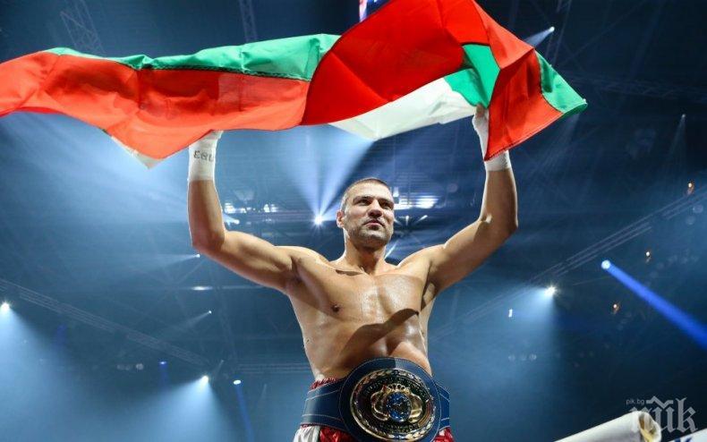 Продадоха 4000 билета за боксовия сблъсък на Тервел Пулев с Дешон в Пловдив