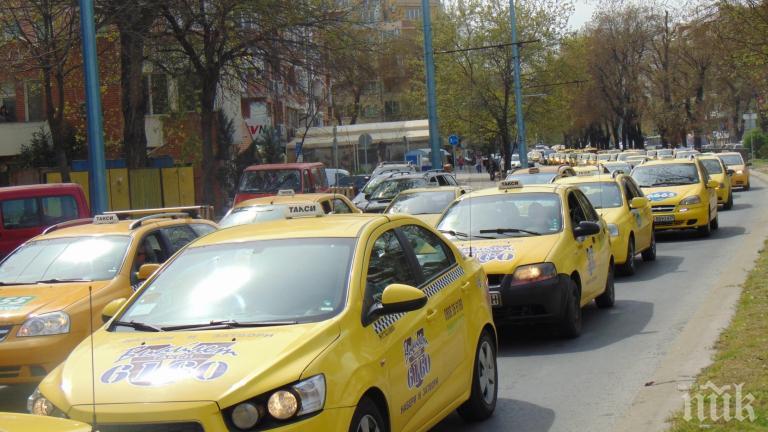 АКЦИЯ: Бакшишите в Пловдив масово в нарушения
