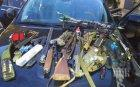 Арестуваха ирландец с пушки и пистолети в Турция