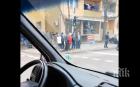 ИЗВЪНРЕДНО В ПИК! Младеж зад волана уби старец на тротоара в центъра на Монтана (СНИМКА/ВИДЕО)