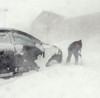 БЕДСТВИЕ: Снежната буря в Испания взе три жертви