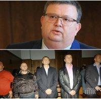 ИЗВЪНРЕДНО В ПИК: ВКС преразглежда делото за смъртта на Чората по искане на Цацаров - полицаите излизат на свобода