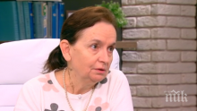 Мими Виткова: Здравната ни система в момента е пазар, докаран до нивото на сергия