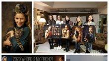 ЗА ЖИВОТНИТЕ С ЛЮБОВ: Опашати приятели без дом разплакаха Златните момичета - или как FiBank и грациите на Илиана Раева вдъхновяват да правим добро... (ВИДЕО)