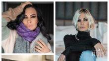 ГОРЕЩО В ПИК: Цеци Красимирова лъсна гола на жълтите павета - милионерската съпруга захвърли дрехите и остана по... (СНИМКИ)