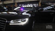 Тежка катастрофа с кола на НСО в София, пострадало е дете
