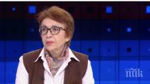 Евдокия Манева: Боклуците бяха във владението на мафията още от 90-те години