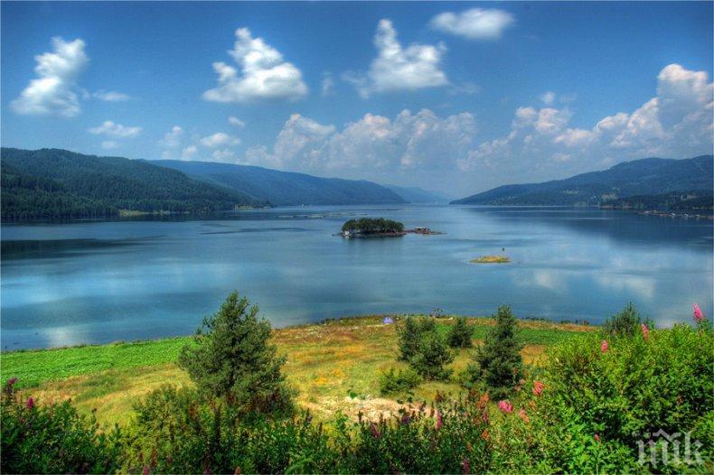Зарибиха езеро край Русе с каракуда