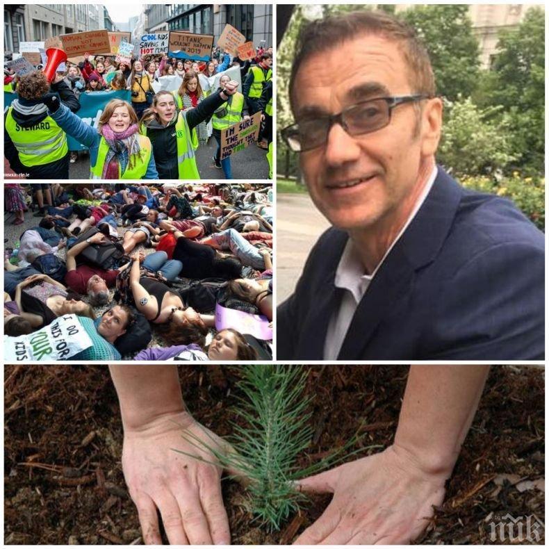САМО В ПИК! Преводачът на Тръмп д-р Йонко Мермерски с разбиващ коментар за екопротестърите и зелените партии: Те са най-големите врагове на природата, изяждат и изпиват парите за опазването й