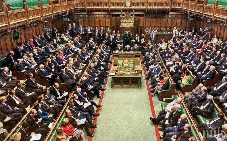 Рекорден брой жени в британския парламент след изборите