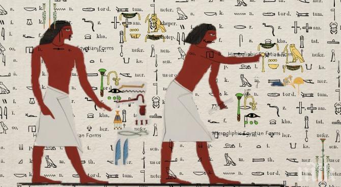Учени откриха смятани за нереални досега шапки от Древен Египет