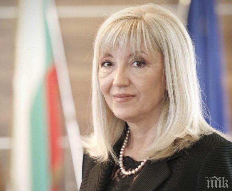 ИЗВЪНРЕДНО В ПИК TV! Петя Аврамова: Ако има грешка, тя е в забавянето на водния режим в Перник
