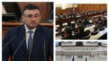 ИЗВЪНРЕДНО В ПИК TV! Младен Маринов отговаря на 8 въпроса на депутати в парламента - разкри подробности за акцията срещу италианската мафия