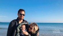 ИДИЛИЯ:Поли Генова на море посред зима