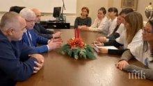 Бойко Борисов като Робин Худ, сестрите на Мая Манолова - като от фризьорски салон, медицината ни като геноцид...Накрая пациентът се гътнал