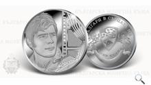 Пускат монета с лика на Стефан Данаилов