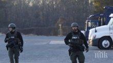 Кървав ужас в САЩ: Откриха стрелба в Северна Каролина, има убити (СНИМКИ)