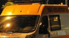 Няма опасност за живота на 4-годишното дете, блъснато от две коли в Русе
