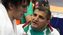 Армен Назарян празнува в Бургас наградата на сина си от Спортист на годината