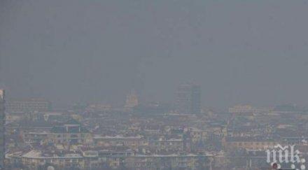 цяла седмица мръсен въздух русе