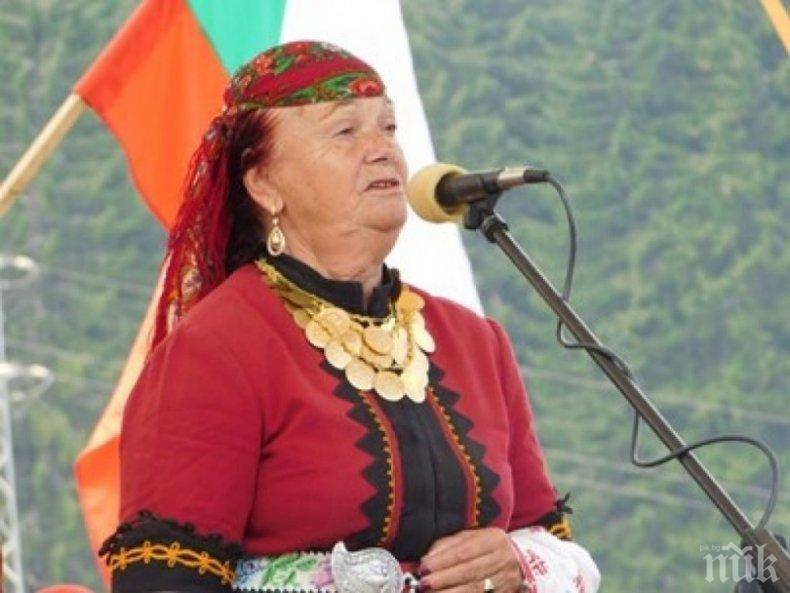 ДРАМА: Валя Балканска гледа неподвижната си дъщеря