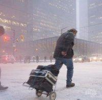 Близо 200 полета в Канада отменени заради лошото време