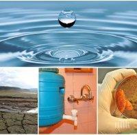Важна информация за водата в Перник