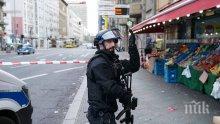 ИЗВЪНРЕДНО: Стрелба в центъра на Берлин