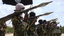"""Групировката """"Аш Шабаб"""" пое отговорност за взрива в Сомалия"""