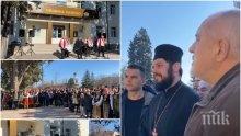 ПЪРВО В ПИК TV: Премиерът Борисов посрещнат с невероятна изненада в Камено (ОБНОВЕНА/СНИМКИ)