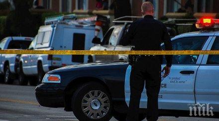 стрелба църква тексас убити ранен