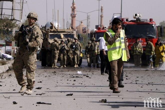 Пакистанското консулство в Афганистан възстановява работа