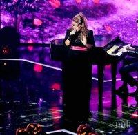Виктория Георгиева откри песента за
