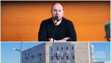 """ЕКСКЛУЗИВНО В ПИК TV! Ето го скандалното видео с псуващия депутат в Петрич - крещи на общинар """"мръсно ко**ле"""" (ВИДЕО)"""