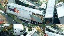 Тежка катастрофа в Пенсилвания, има загинали и много ранени (ВИДЕО)