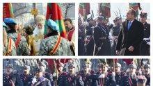 ИЗВЪНРЕДНО В ПИК TV: Боговление е! Освещават бойните знамена на Йордановден (ОБНОВЕНА)