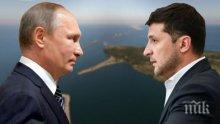 Путин и Зеленски се споразумяха да работят по нова размяна на затворници