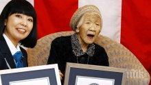 Най-възрастната жена в света отпразнува 117-ия си рожден ден