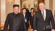 Ким Чен-ун обяви край на мораториума върху  ядрената програма на Северна Корея