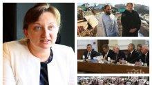 САМО В ПИК TV! Социалният министър Деница Сачева започва хайка за фалшиви болнични по празниците и разкри кой подклажда паниката за отнемане на деца: Спасяваме семейства, а не работим срещу родителите (ОБНОВЕНА)
