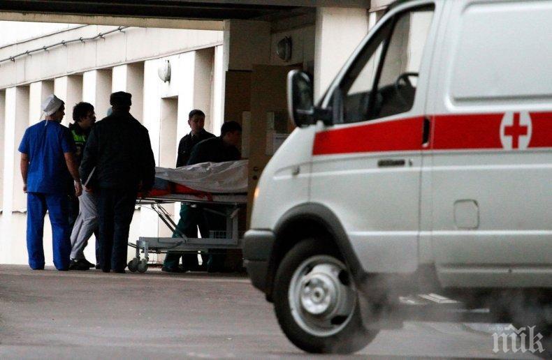 Млада шофьорка помете велосипедист в Мездра, пукна му четири ребра