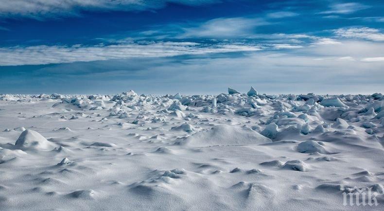 Изследователи в Арктика се питат кога да празнуват Нова година на Северния полюс