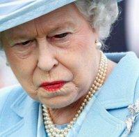 Елизабет Втора разочарована от решението на принц Хари и Меган Маркъл да се оттеглят от кралското семейство